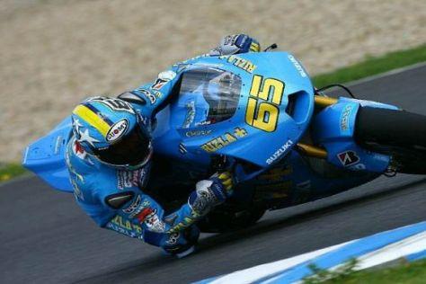 Loris Capirossi möchte auch 2010 für Suzuki Rennen bestreiten
