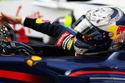 Sauer: Sebastian Vettel verliert langsam das Vertrauen in die Elektronik