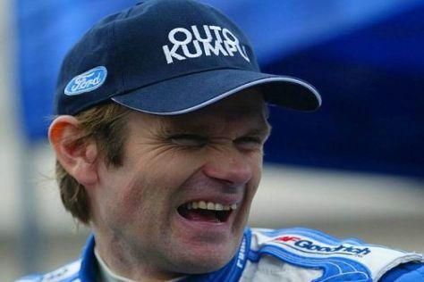 Marcus Grönholm ist vor seinem WRC-Comeback bester Dinge