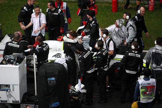 Formel 1: GP Malaysia 2009, Jenson Button BrawnGP