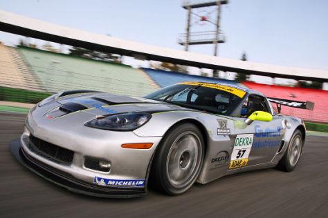 Callaway Corvette Z06R GT3