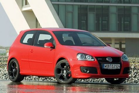 VW Golf GTI Edition 30