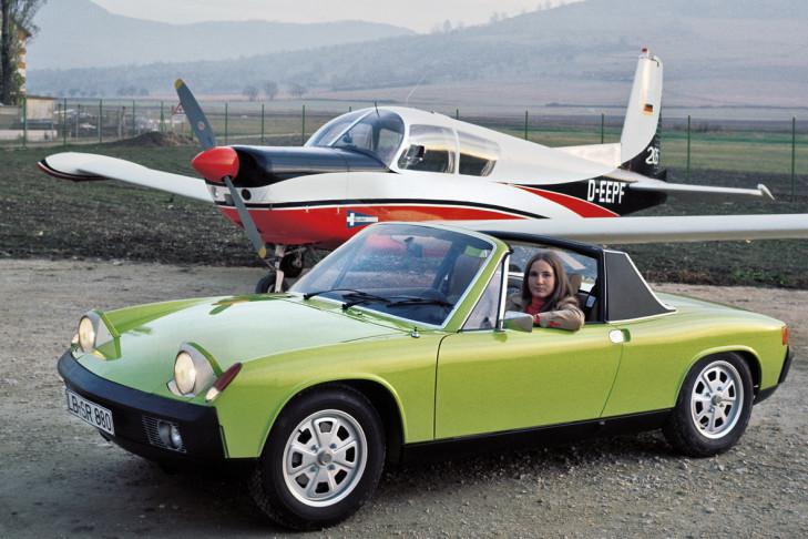 40 Jahre VW-Porsche 914 - Bilder - autobild.de