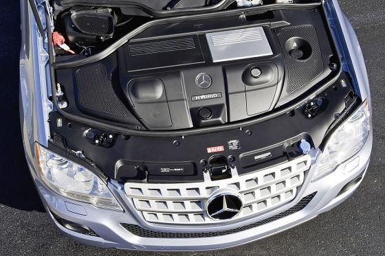 Mercedes ML-Klasse ML 450 Hybrid