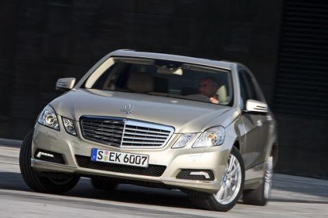 Kaufberatung Mercedes E-Klasse, Teil 2