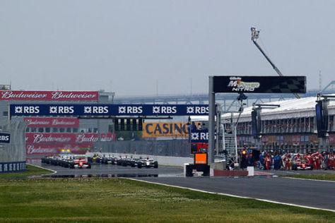 Ein erneuter Start der Formel-1-Autos in Kanada ist zurzeit in weiter Ferne