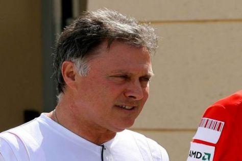 Arbeitslos: Dave Ryan wurde heute offiziell von McLaren-Mercedes entlassen
