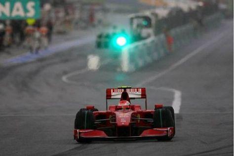 Kimi Räikkönen ist seit 2004 nicht mehr so schlecht in eine Saison gestartet