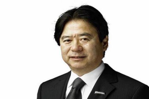 Noritoshi Arai rechnet in den kommenden Rennen mit dem ersten Toyota-Sieg