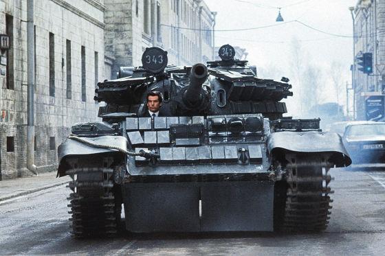 T 55 Panzer