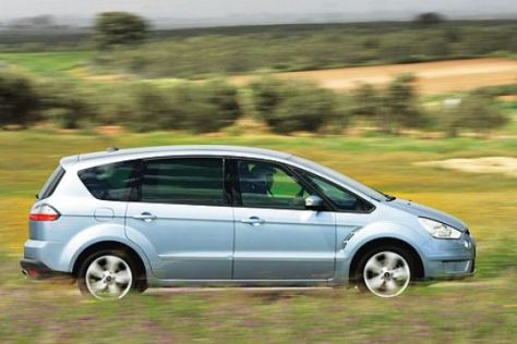 Test Ford S-Max 2.5 Trend