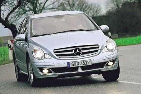 Rückruf Mercedes R-Klasse