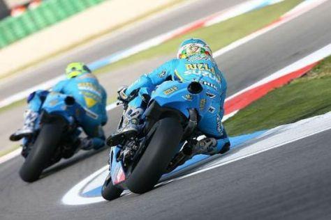 Muss sich Valentino Rossi 2009 an diesen Anblick gewöhnen?