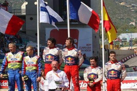 Auch in einer möglichen Weltrangliste müsste Sébastien Loeb oben stehen
