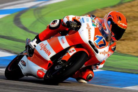 Motorrad-WM 2009, Stefan Bradl Kiefer Aprilia