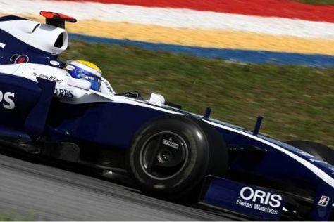 Nico Rosberg legt vor dem Grand Prix in China einen Strandurlaub auf Bali ein