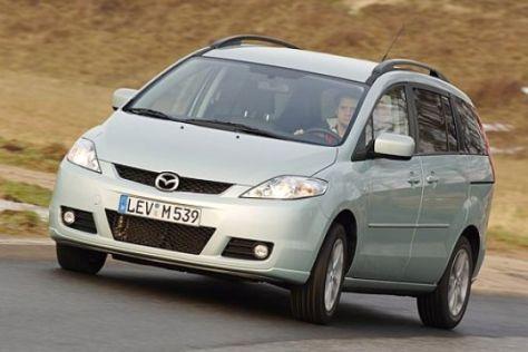 Rückruf Mazda5/ Mazda6