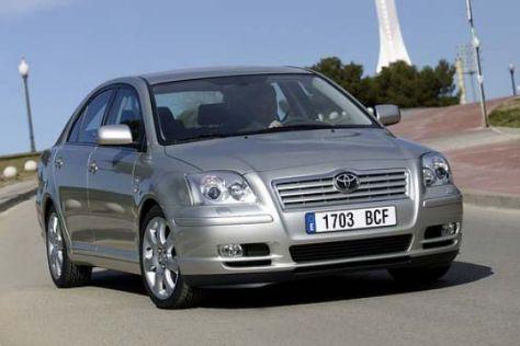 Rückruf für Toyota-Baureihen