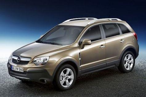 Preise Opel Antara