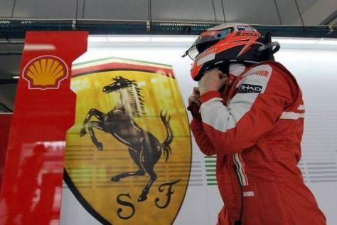 Einzelgänger: Kimi Räikkönen ist kein Mitglied der Fahrergewerkschaft GPDA