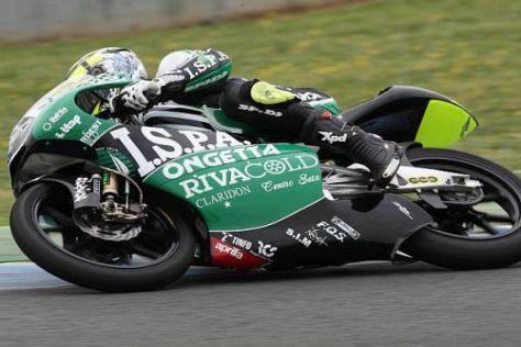 Andrea Iannone ist nach nur vier Runden Führender in der Gesamtwertung