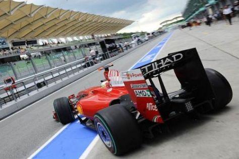 Ferrari hat den Ernst der Lage erkannt und reagiert: Ein Notprogramm soll helfen...