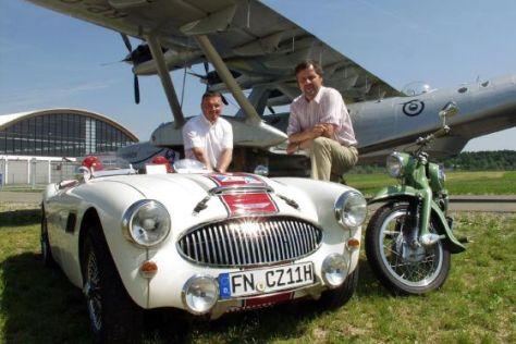 Austin Healey Le Mans 1962