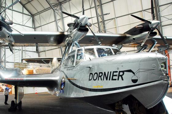 Dornier Wasserflugzeug