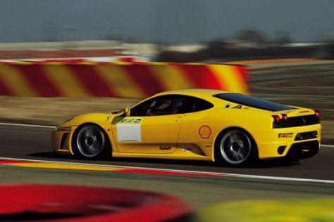 Fahrbericht Ferrari F430 Challenge
