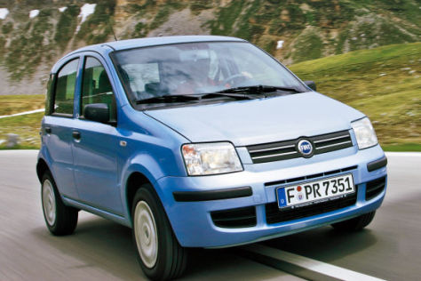 Fiat Panda 1.2 8V Natural Power