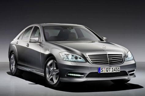 AMG-Sportpaket für Mercedes S- und CL-Klasse