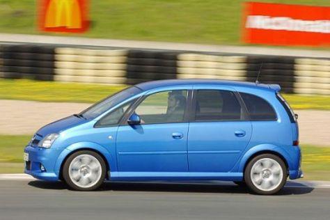 Test Opel Meriva OPC