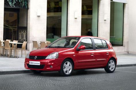 Renault Clio Campus 2009