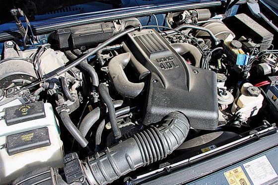 Gebrauchtwagen-Check Ford Explorer