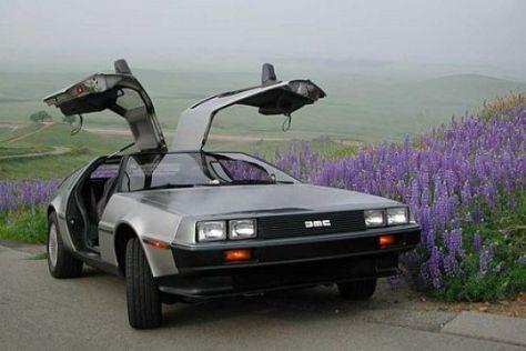 Neuauflage des DeLorean