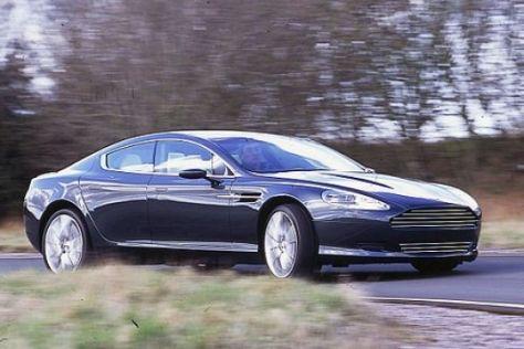 Fahrbericht Aston Martin Rapide