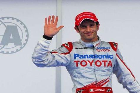 Jarno Trulli ist zufrieden über das Verhalten der FIA in der Lügenaffäre