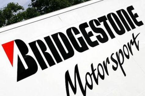 Bei Bridgestone war man mit dem ersten Rennen als Exklusiv-Ausrüster zufrieden