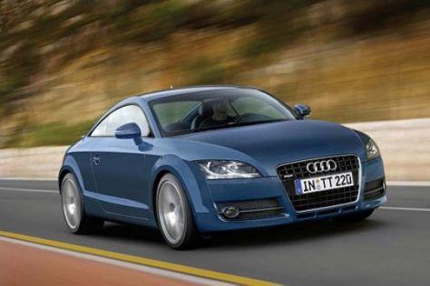 Audi TT ab 31.900 Euro
