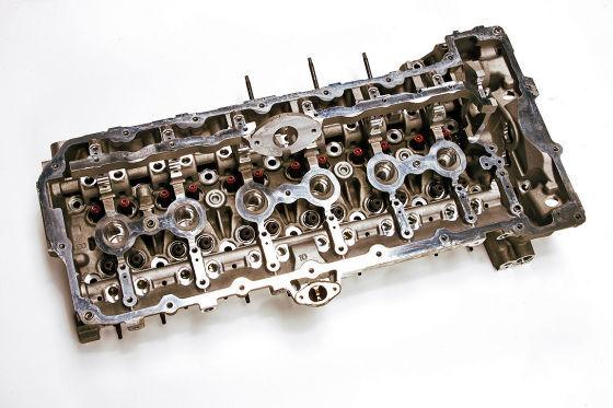 Zylinderkopf BMW 130i