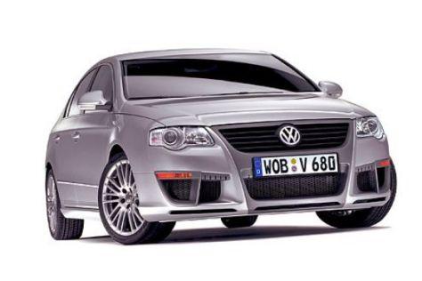 VW Passat V-Line