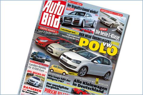 VW Polo im ersten Vergleichstest - autobild.de