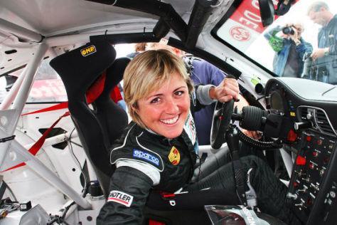Nürburgring VLN 2009, Sabine Schmitz Frikadelli Racing Porsche 997