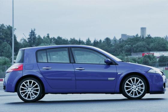 Die meisten Pannen in ein- und demselben Jahrgang: Renault Mégane Baujahr 2003