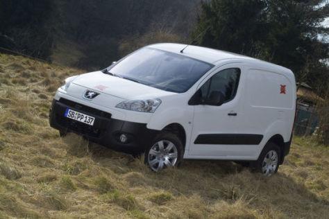 Peugeot Partner Trek