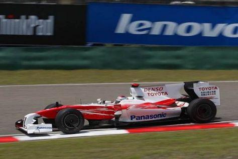 Jarno Trulli sieht noch Verbesserungsbedarf beim TF109