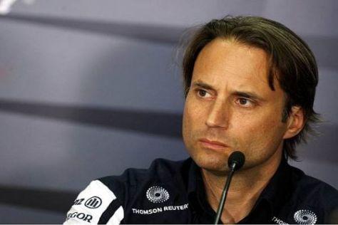 Adam Parr beschwichtigt Ferrari: