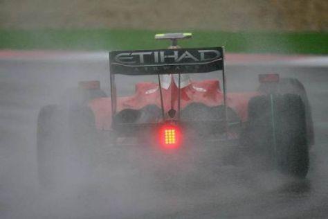 Bei Ferrari läuft im Moment gar nichts rund...