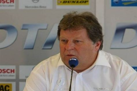 Norbert Haug will, dass seine Fahrer mit Begeisterung in der DTM fahren