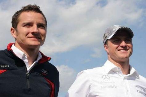 Timo Scheider und Ralf Schumacher sind zwei der insgesamt 19 Piloten 2009